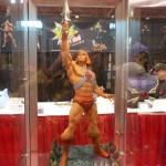 NYCC les statues MOTU chez Pop Culture Shock