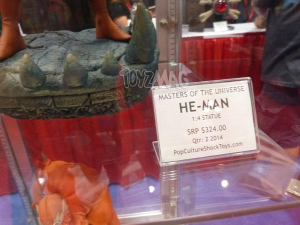 Pop Culture Shock Collectibles He-Man Musclor