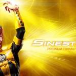 Green Lantern : Sinestro en premium format
