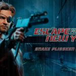 Sideshow annonce Snake Plissken 12""