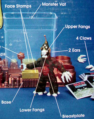 Savant Fou  Mad Scientist Mattel 1986