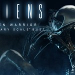 Aliens : buste Legendary Scale Alien Warrior