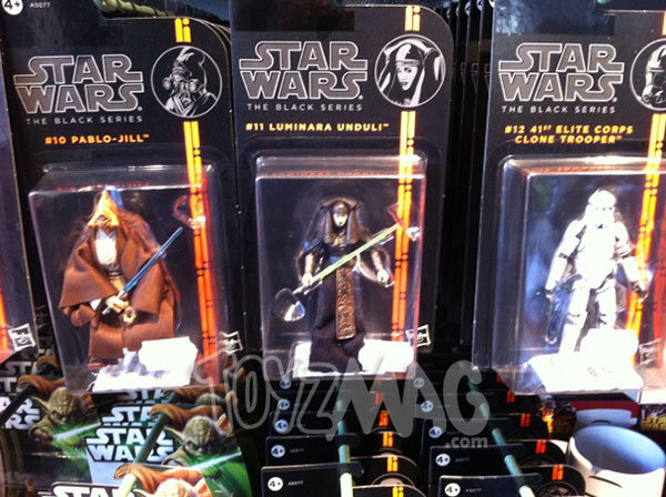 star wars Black serie wave 2