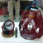 NYCC Super Alloy : Iron Man 3 et Batman