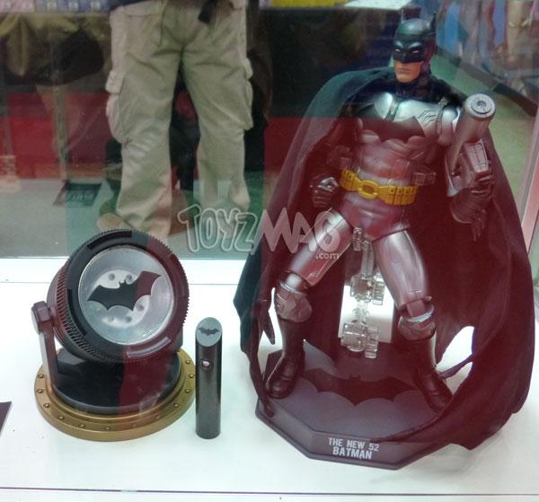 super alloy Batman