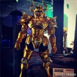 Tamashii Nations 2013 : La Myth Cloth Ex du Taureau