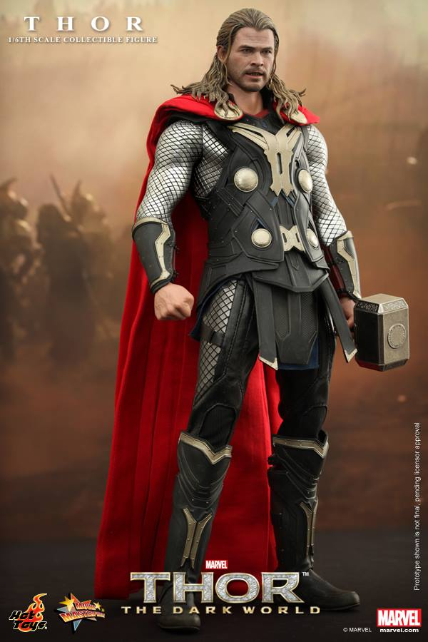thor dark world hot toys 2
