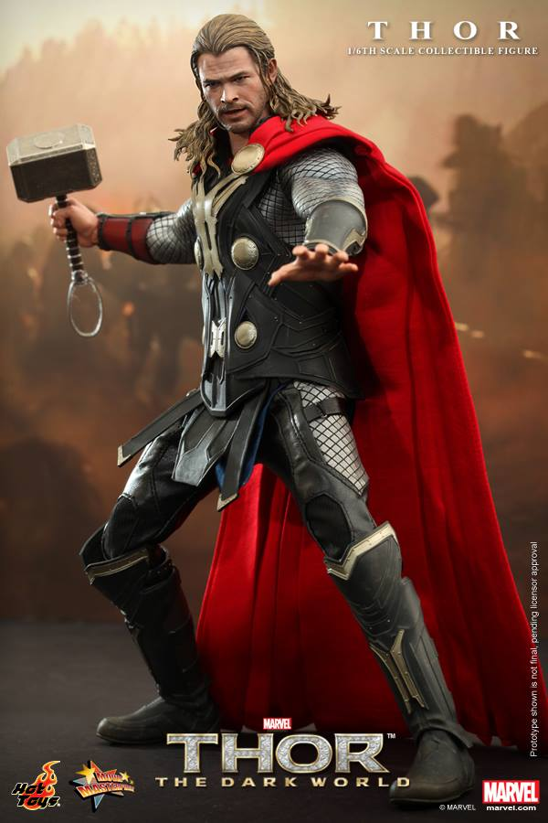 thor dark world hot toys  3