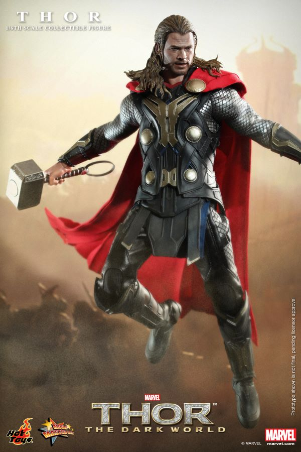 thor dark world hot toys  4
