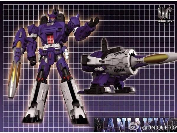 transformers Manaicking  Galvatron