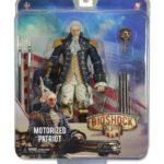 Bioshock Infinite : George Wahington Patriot, packaging et date de sortie