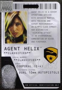 AGENT HELIX ROC 14