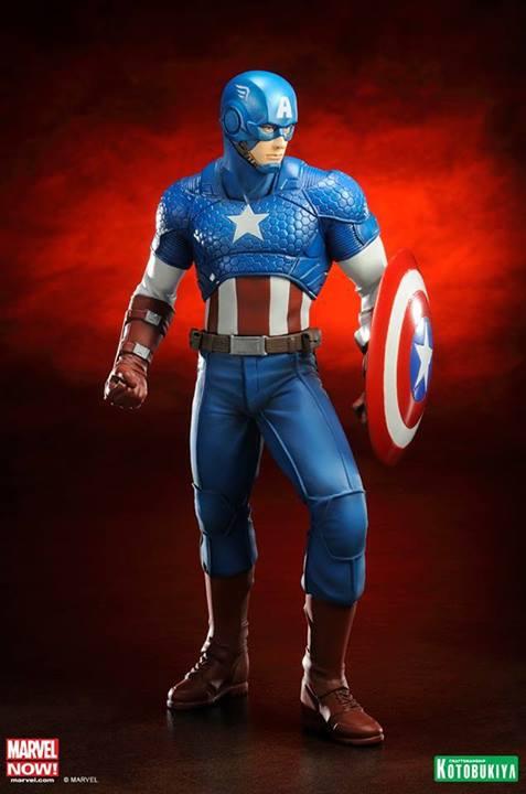 """Marvel - Captain America """"Avengers Now"""""""