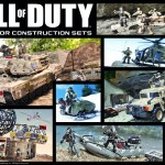 Call of Duty Mega Bloks : les dates de sortie en France