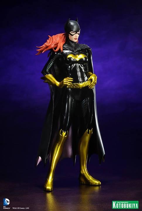 DC Comics Batgirl New 52 ARTFX+ Statue