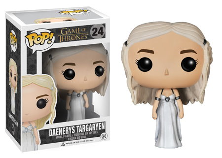 GOT funko pop daenerys