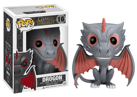 GOT funko pop drogon