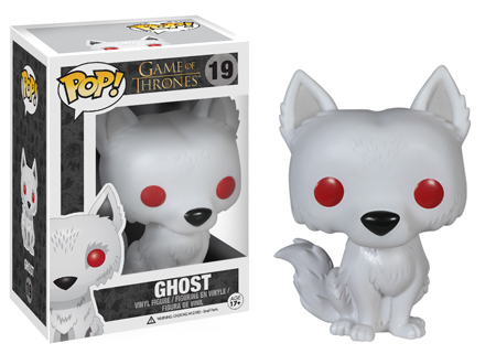 GOT funko pop ghost