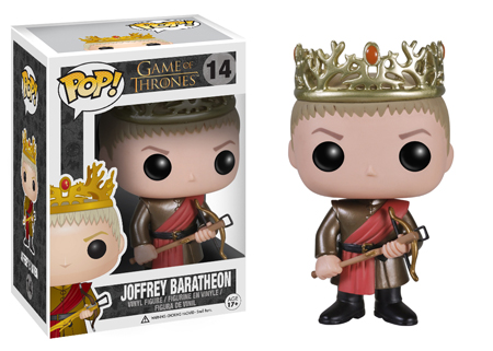 GOT funko pop joffrey