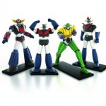 Go Nagai Robot Collection, les italiens ont bien de la chance