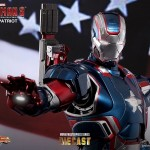 Iron Man 3 : Hot Toys repousse la sortie du Iron Patriot