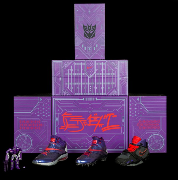 Megatron Rises: Nike CJ81 Megatron Trainer Max