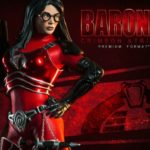 Crimson Strike Team Baroness : le teaser par Sideshow