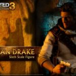 Uncharted 3 : Sideshow annonce une fig Nathan Drake