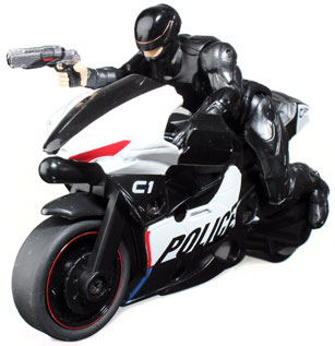 4 IN RoboCop Police Cruiser 3.0