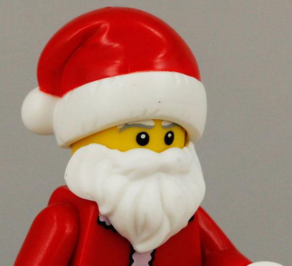 Santa-8833-Lego-Minifigures