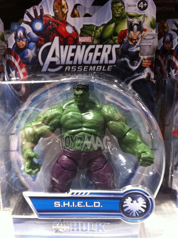 Hulk avengers assemble Sheild gear