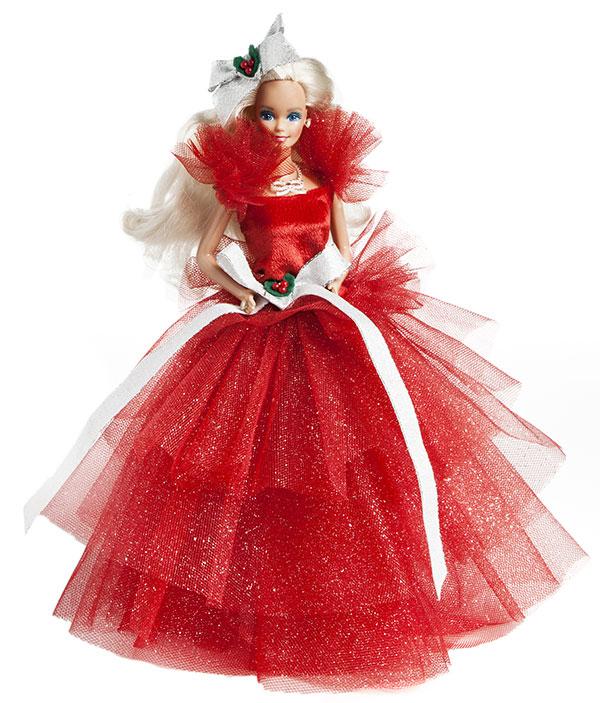 barbie Collector Joyeux Noel