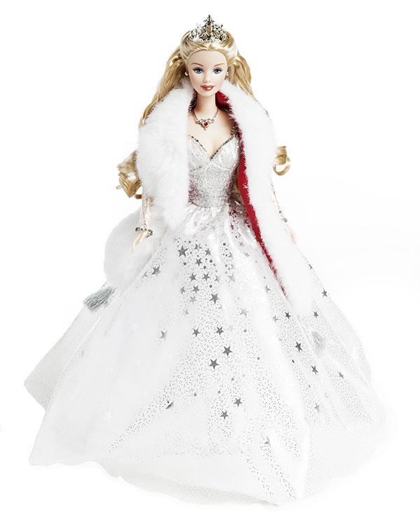 barbie Colelctor Joyeux Noel
