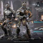 Marvel's Avengers : les Chitauri par Hot Toys