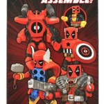 Deadpools Assemble ! le set Minimates dispo