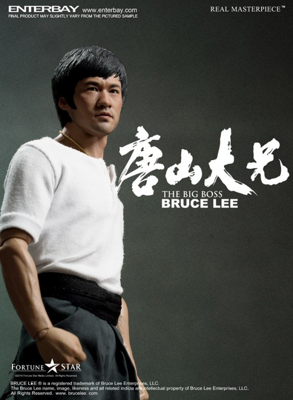 enterbay bruce lee 3