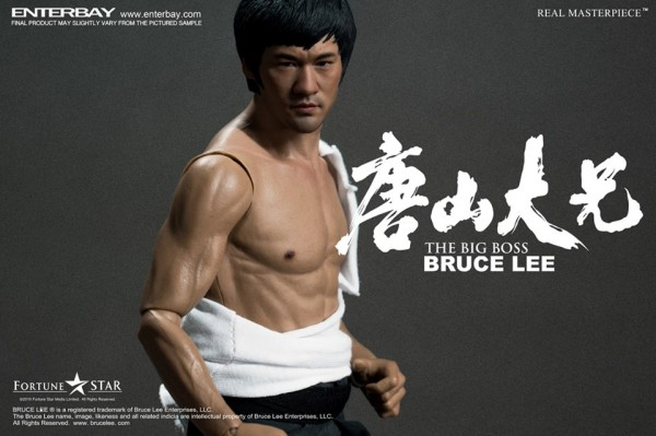 enterbay bruce lee 5