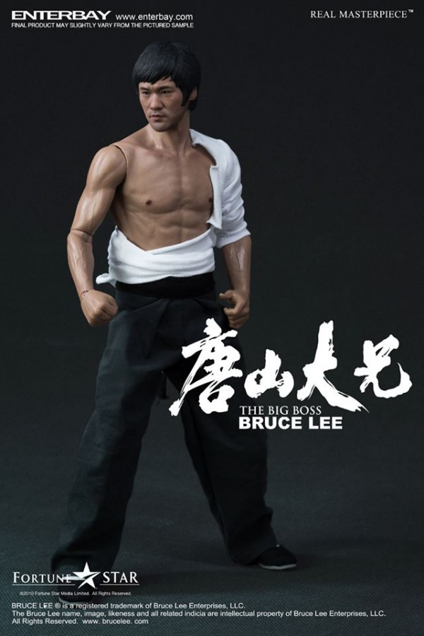 enterbay bruce lee 6