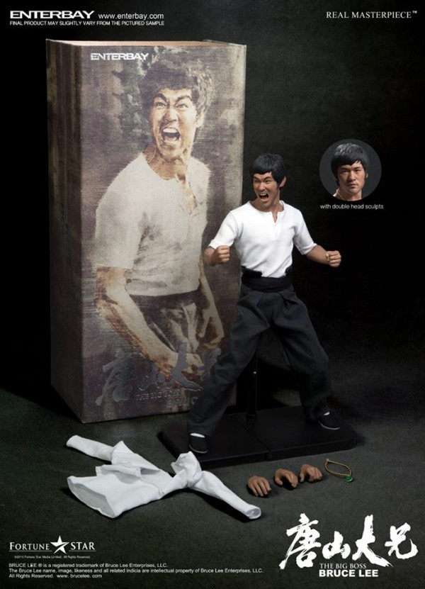 enterbay bruce lee 8