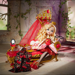 Ever After High plus d'info sur les playsets
