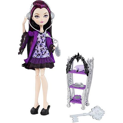 Raven Queen ever after high Getting Fairest