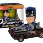 Funko annonce une Batmobile version années 60