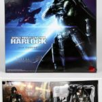 Play Arts Kai dévoile le blister de sa figurine Harlock Space Pirate