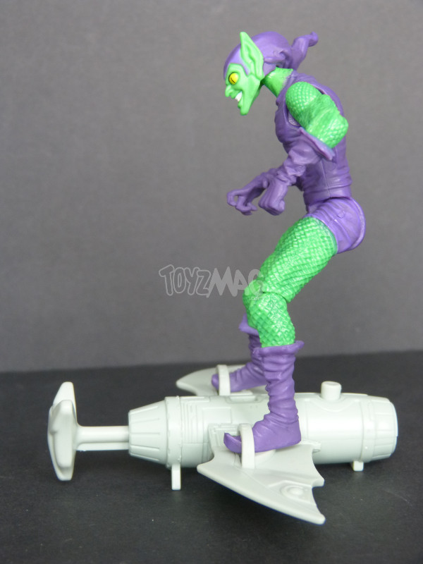 hasbro green goblin amazing spider-man 6
