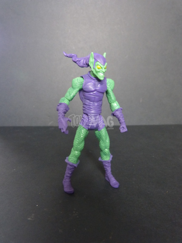 hasbro green goblin amazing spider-man 8