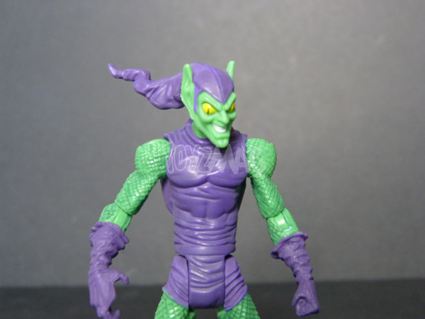 hasbro green goblin amazing spider-man 9