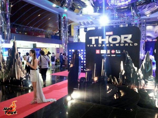 hot toys thor expo singapour thailande 3