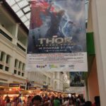 Thor The Dark World : expo Hot Toys Singapour et Thaïlande