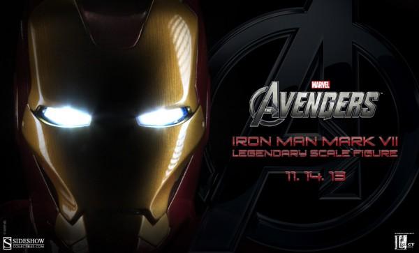 iron man legendray scale sideshow