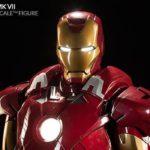Iron Man Mk VII Legendary Scale par Sideshow – ouverture des préco